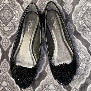 Kenneth Cole black dress shoes